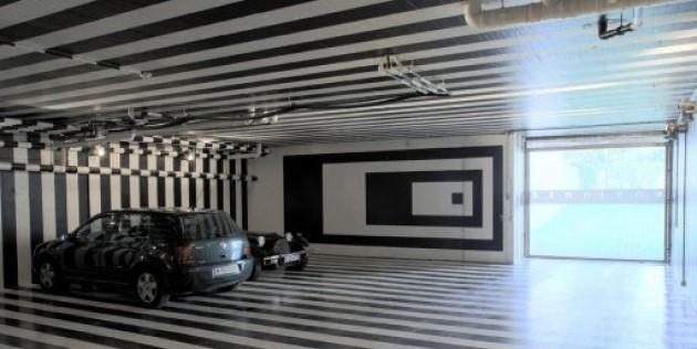 Mister net s l servicios de limpieza y mantenimiento for Garajes modernos interiores